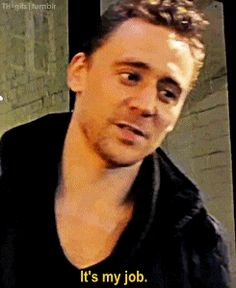 A'ww Tom you little cutie!! I dont know how you can get cuter than that!! Gah (GIF set)