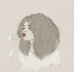 Kai Fine Art is an art website, shows painting and illustration works all over the world. Most Beautiful Images, A Level Art, Girl Sketch, Character Design Animation, Aesthetic Drawing, Pretty Art, Portrait Art, Art Tutorials, Cartoon Art
