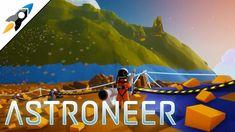 ASTRONEER - Medium batteries! (E11) Astroneer Update 0.6.8