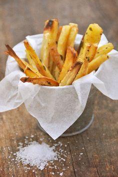 Frites de panais facile temps et température de cuisson OK