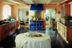 Becoming Madame: French Kitchens – The Inside Scoop New Readers, Kitchen Styling, Layout, France, Stove, Dining, Outdoor Decor, French Kitchens, Inspiration