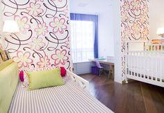 Um bebê, uma criança e um só quarto - Bebê.com.br