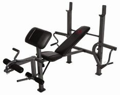 29 Best Stronger with Marcy images | Marcy, Weight benches