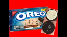 Oreo Thins Coconut Review