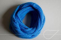 Otros - cuello ESSENTIAL (de punto) - hecho a mano por CeeZed-knitting en DaWanda