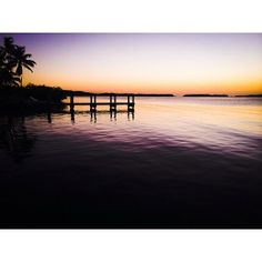 The Florida Keys does #sunset right.    Photo courtesy of fortheloveofsun on Instagram.