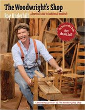 Focuses on the history of old woodworking techniques