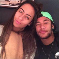 Neymar et Rafaella Da Silva ♥ Neymar Family, Neymar Brazil, Neymar Pic, Best Player, Girls Dream, Football Players, How To Look Better, Soccer, Lucca