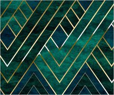Art Deco wallpaper inspired in nature. Non-woven wall mural in standard or custom sizes. This beautiful wallpaper brings nature feelings to your spaces. Wallpaper Art Deco, Wallpaper Panels, Lines Wallpaper, Interior Wallpaper, Wallpaper Roll, Normal Wallpaper, Most Beautiful Wallpaper, Motif Art Deco, Art Deco Design