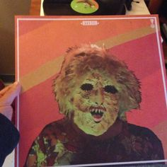 #nowspinning Ty Segall- Melted #tysegall #fridaynight by mcphish89