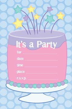 All your party invitations on Pixingo.com