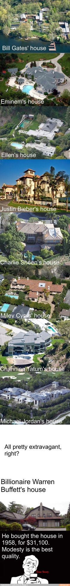 Celebrities houses / iFunny :)
