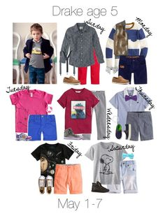 """""""Week Outfits: Drake"""" by hearrts-woods-polylife ❤ liked on Polyvore featuring art"""