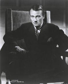 'He was uncommonly attractive in face and presence. He was utterly without affectation. He was at home. He could talk to anyone. You couldn't catch him acting. He was lucky to start early, in the mid-1920s, and become at ease on camera even before his first speaking role. He sounded how he looked. He was a small-town Iowa boy, a college football player. He worked with great directors. He listened to them. He wasn't a sex symbol. He didn't perform, he embodied. You liked him.'  Roger Ebert