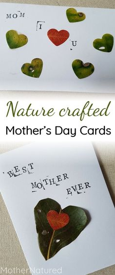 Mothers day cards -