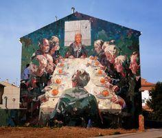 Les 10 plus belles photos de Street Art de la semaine vient voir tellement c'est…