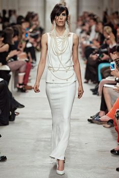 Chanel, Resort Collection 2014.