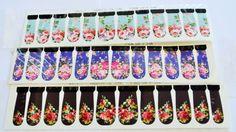 Vintage Nail wrap,Vintage nails,Flower Nail,Floral Decals,Spring Nail Art,3 sets water transfer nail art, 12 pcs in a sheet.