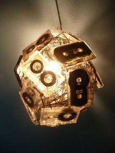 cassette tape light #music #tapes #cassette http://www.pinterest.com/TheHitman14/the-audio-tape-%2B/