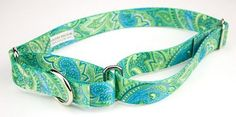 Have fun with this DIY tutorial on how to make your loved pet their very own martingale collar!
