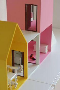 93 besten puppenhaus bilder auf pinterest in 2018 puppenhaus miniaturen puppenstube und. Black Bedroom Furniture Sets. Home Design Ideas