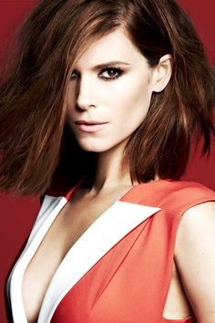 Kate Mara by Max Abadian for Elle Canada