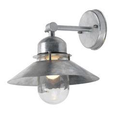 Buitenlamp UPPLID Wandlamp IKEA Verstelbare kap; omhoog of omlaag te richten. Voor buiten; vocht- en waterbestendig.