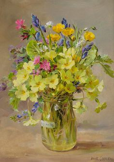 Anne Cotterill - Spring Flowers