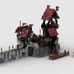 Classic Lego, Lego Castle, Lego Models, Oblivion, Lego Sets, Castles, Old Things, Organization, Game