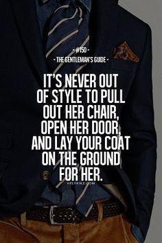 The #Gentleman's #Guide #150