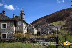 Bordei - Terra Vecchia - Rasa - Bordei giro ad anello nelle bellissime Centovalli in canton ticino