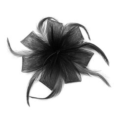 Feather Blossom Fascinator | Claire's