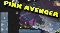 PINK AVENGER - Space Engineers: COOP Survival Scenario Let's Play Part 3