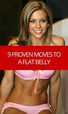 9 Proven Moves To Flat Belly | Tricks Plaza #totalbodytransformation