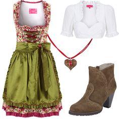 e89f47722b85 Krüger Madl Trachtenoutfit Damen, ab Größe ohne für Damen ♥ günstig  bestellen im Alm-Fashion Shop, Kategorie  Madl n Outfit-Sets .