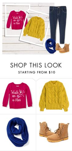 """""""look new year"""" by baby-jam on Polyvore featuring мода, Maison Margiela и Old Navy"""