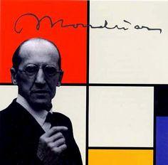 A influência de Mondrian