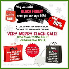 Don't miss this..... Www.kinnerkpetra.scentsy.us