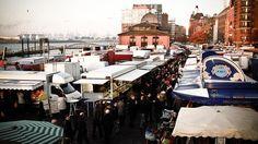 Pazar Gününü Değerlendirmek için Harika Bir Seçenek: Hamburg Fischmarkt   #fischmarkt