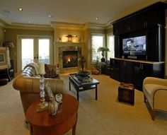 67 Gorgeous Family Room Interior Designs