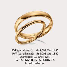 Diseña las alianzas de boda con el configurador acredo. Más de 1.000 modelos Oro, Platino, Paladio, Plata, Titanio y Carbono. Calidad Made in Germany