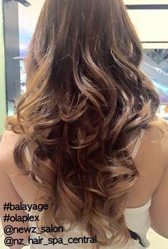 Johor Beauty Kimno Hair Color Bination