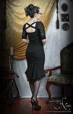 Sophistique Noir -  Outfit