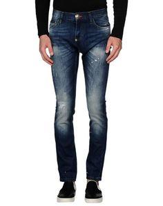 PHILIPP PLEIN 牛仔裤. #philippplein #cloth #top #pant #coat #jacket #short #beachwear