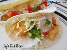 Baja Fish Taco recipe
