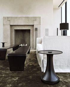 "77 Me gusta, 4 comentarios - @marooshka1 en Instagram: ""Classic Elements @christian_liaigre #christianliagredesign #interiordesign #interiors #designer…"""