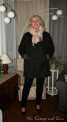 XL Cheap & Chic: Päivän asua ja elämän aakkosia I - Outfit of the d...