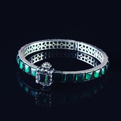 Finally Silver Kada Bangles Are Taking Over The Trend!