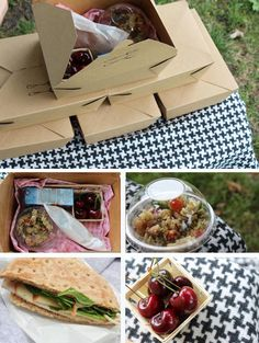 Picnic Party food by @Mandy Bryant Bryant Revzen
