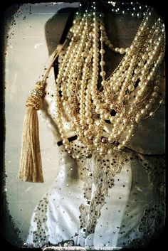 Pearls and more pearls!  TG